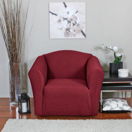 housse extensible pour fauteuil diamond de surefitmc. Black Bedroom Furniture Sets. Home Design Ideas
