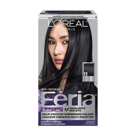 coloration des cheveux permanante fria rebel chic de loreal paris - Coloration Temporaire L Oreal