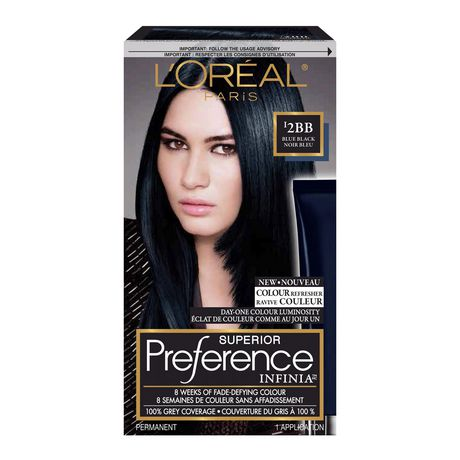 loreal paris superior preference infinia permanent hair colour walmartca - Coloration Preference
