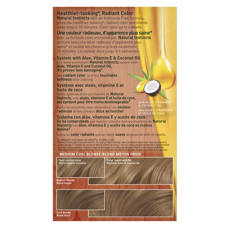 clairol natural instincts hair colour walmart canada