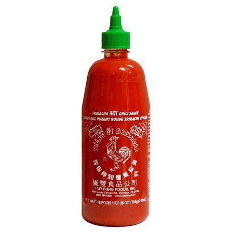 Huy Fong Foods Sriracha Chili Sauce - image 1 of 2