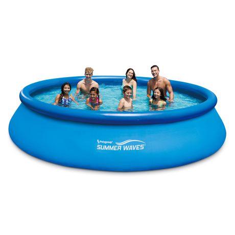 15ft Quick Set Pool Walmart Canada
