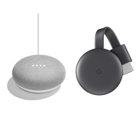 Chromecast Google Mini Home Walmart Canada
