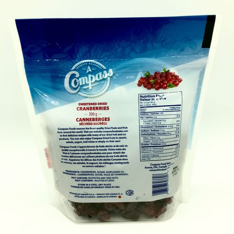 Compass Dried Cranberries - image 2 of 2