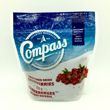 Compass Dried Cranberries - image 1 of 2