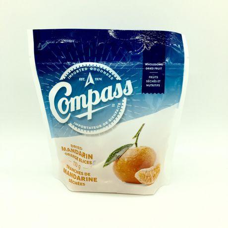 Compass Dried Mandarin Orange Slices - image 1 of 2