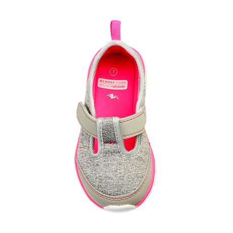 Athletic Works Toddler Girls' Aruku Casual Shoes - image 2 of 3