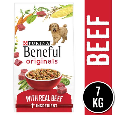 List Of Ingredients In Purina Beneful Dog Food