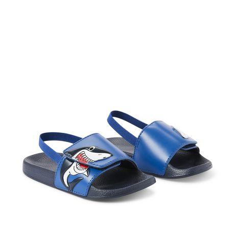 George Toddler Boys' Shark Sandals - image 2 of 4