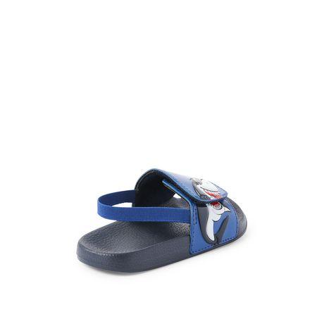 George Toddler Boys' Shark Sandals - image 4 of 4