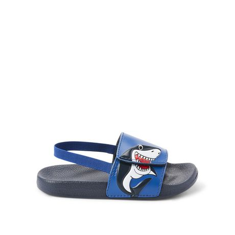 George Toddler Boys' Shark Sandals - image 1 of 4