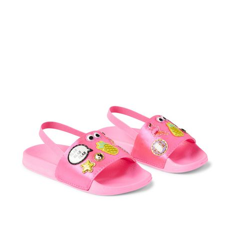 George Toddler Girls' Attitude Sandals - image 2 of 5