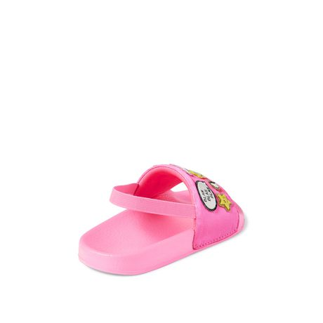 George Toddler Girls' Attitude Sandals - image 4 of 5
