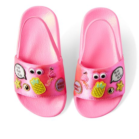 George Toddler Girls' Attitude Sandals - image 5 of 5