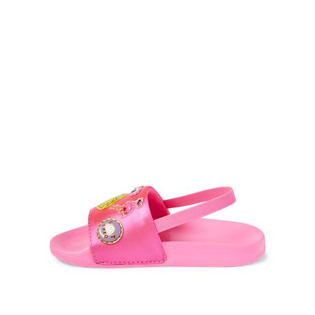 George Toddler Girls' Attitude Sandals - image 3 of 5
