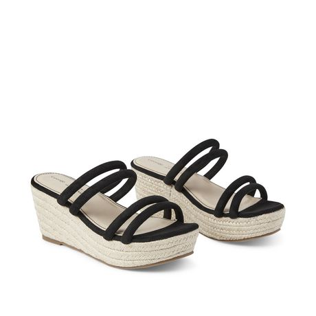 Sandales à talon compensé George Marissa pour femmes - image 2 de 4