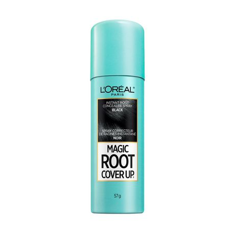 l oreal paris root cover up temporary grey concealer spray walmart