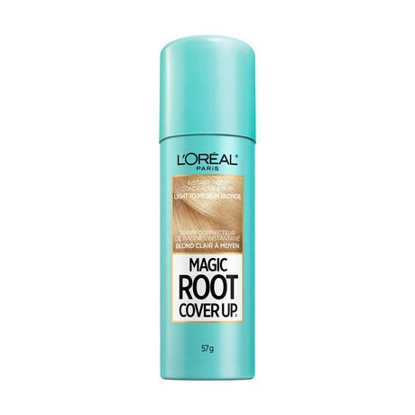 L'Oreal Paris Root Cover Up Temporary Grey Concealer Spray, 57 g - image 1 of 8