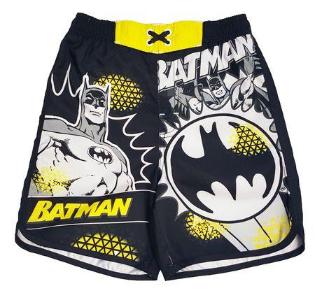 1948a43ef0 Batman Boys' Swim Shorts | Walmart Canada