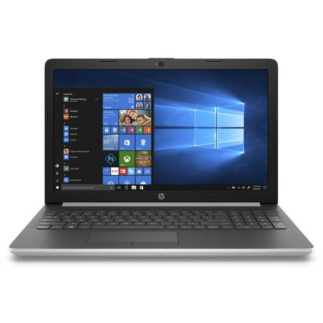 """HP 15-DA0073MS 15.6"""" Touch Screen Laptop with Intel Core i5-7200U 2.5 GHz Processor - image 1 of 4"""