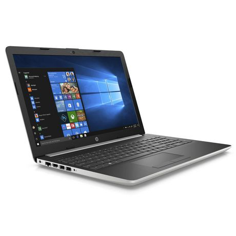 """HP 15-DA0073MS 15.6"""" Touch Screen Laptop with Intel Core i5-7200U 2.5 GHz Processor - image 2 of 4"""