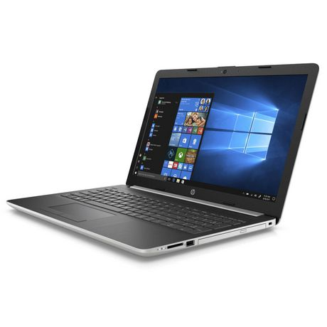"""HP 15-DA0073MS 15.6"""" Touch Screen Laptop with Intel Core i5-7200U 2.5 GHz Processor - image 3 of 4"""