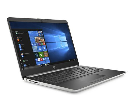 """HP 14"""" 14-DK0019CA Non-Touch Notebook AMD A4-9125 6WA63UA#ABL - image 4 of 4"""