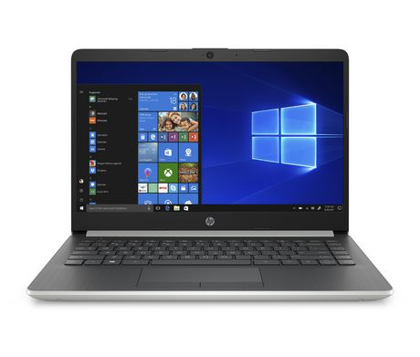 """HP 14"""" 14-DK0019CA Non-Touch Notebook AMD A4-9125 6WA63UA#ABL - image 1 of 4"""