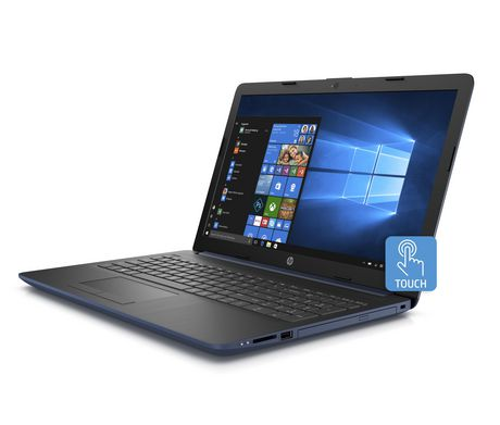 "HP 15.6"" 15-db0099ca Touchscreen Laptop AMD A6-9225 6SH73UA#ABL - image 2 of 4"