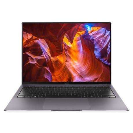 "Huawei MateBook X Pro 13.9"" inch 3K Touchscreen Intel i5-8250U 8GB RAM 256GB SSD Windows 10 Space Grey - image 1 of 2"