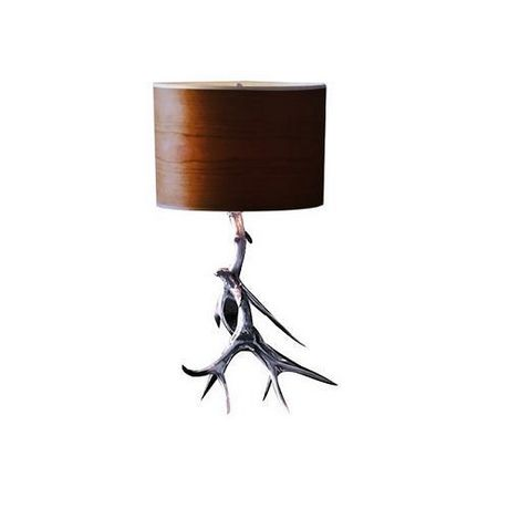 ANTLER TABLE  LAMP - image 1 of 1