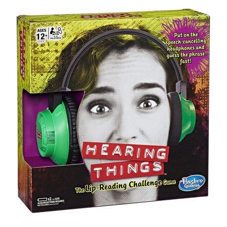 Hearing Things Game
