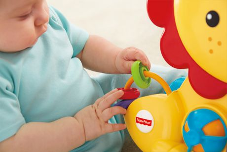 Fisher-Price Musical Lion Walker - image 6 of 9