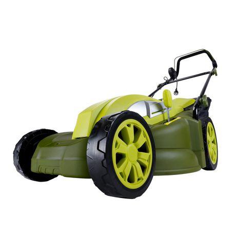Sun Joe MJ403E Electric Lawn Mower + Mulcher   17 inch   13 Amp   7-position - image 1 of 9
