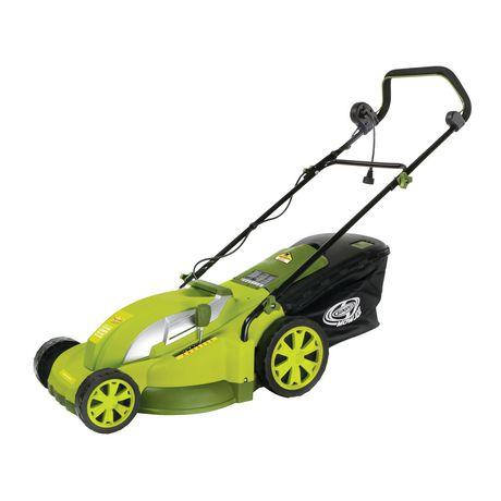 Sun Joe MJ403E Electric Lawn Mower + Mulcher   17 inch   13 Amp   7-position - image 2 of 9