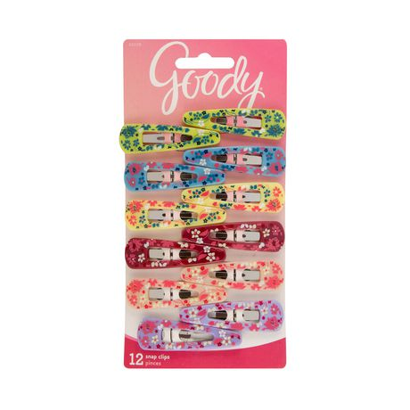 Goody Girls' Flower Snap Clips - image 1 of 1