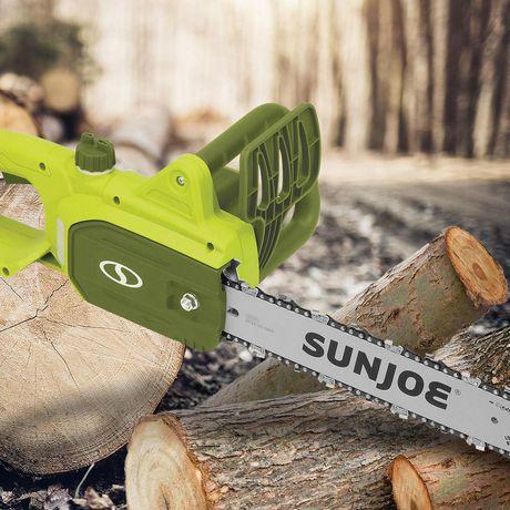 Sun Joe SWJ699E Electric Chain Saw | 14 Inch · 9.0 Amp - image 3 of 3