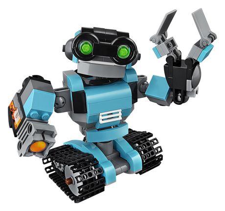LEGO Creator Le robot explorateur (31062) - image 3 de 5