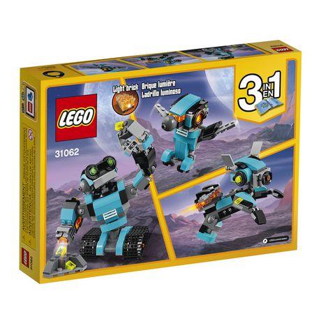 LEGO Creator Le robot explorateur (31062) - image 5 de 5