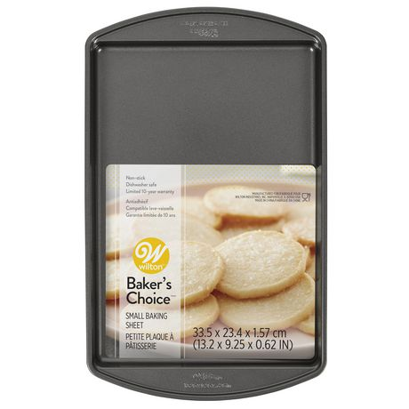 Wilton Baker's Choice Non-Stick Bakeware Small Cookie Pan - image 1 of 4