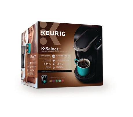 Keurig® K-Select® Single Serve Coffee Maker   Walmart Canada