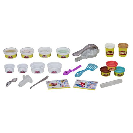 Play-Doh Kitchen Creations Rollzies Ice Cream Set - image 2 of 2