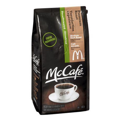 Café mi-noir de Mouture Décaféiné de McCafé - Torréfaction Supérieure - image 3 de 3