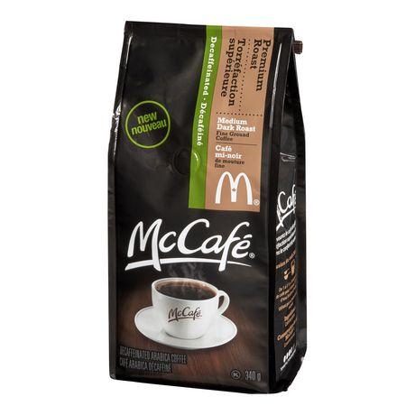 Café mi-noir de Mouture Décaféiné de McCafé - Torréfaction Supérieure - image 2 de 3