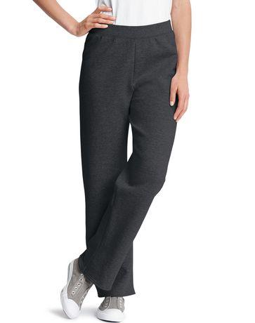 Hane/'s Comfort Blend Soft Sweat Pants W//Eco Smart Yarn XXL Women/'s Regular