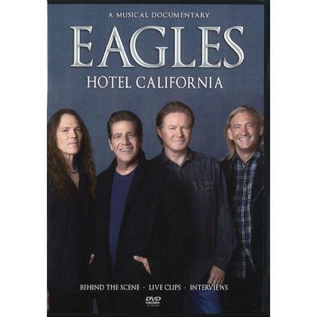 eagles hotel california a musical documentary music dvd walmart canada. Black Bedroom Furniture Sets. Home Design Ideas