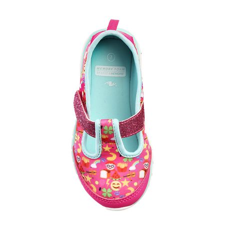 Athletic Works Toddler Girls' Aruku Casual Shoes - image 2 of 2