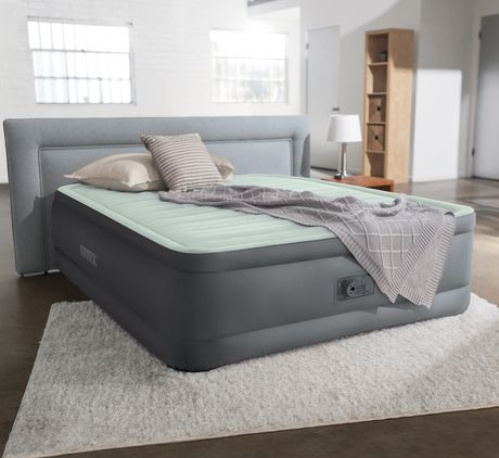 Intex Trading Ltd Intex Queen Premaire I Airbed With Built In Pump