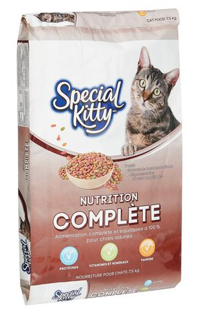 Special Kitty Complete Nutrition Dry Cat Food - image 2 of 3