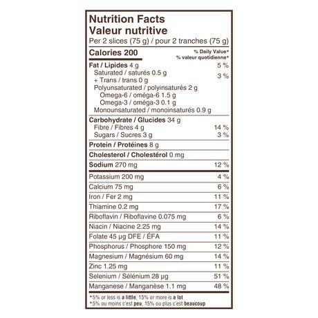 Dempster's® 100% Whole Grains Multigrain Bread - image 8 of 8